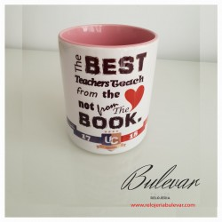 "Taza ""The Best Teacher"""